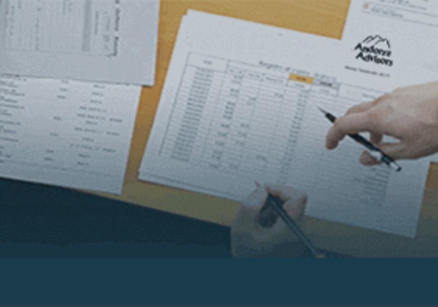 Accounting advice and taxation advice