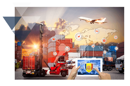 Requirements for international commerce