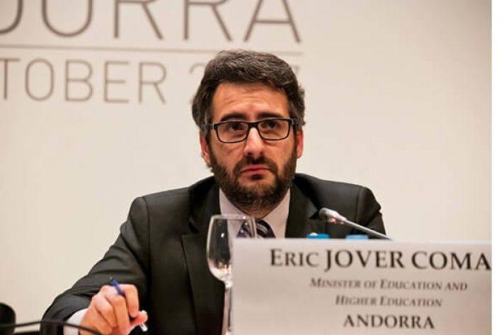 La ministre Jover nie que l'Union européenne ait l'accord-cadre