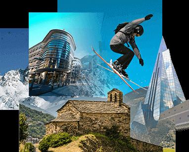 Création de la société dans la principauté d'Andorre