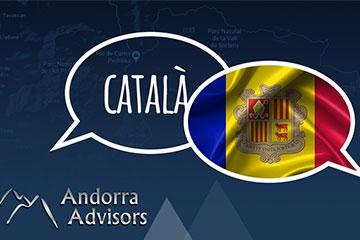 langue officielle d'Andorre