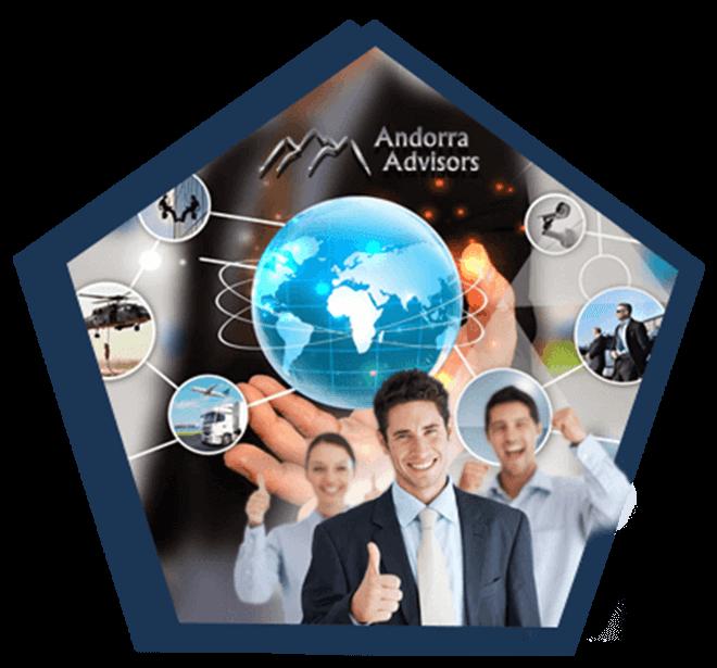 Holdings entreprises à Andorre
