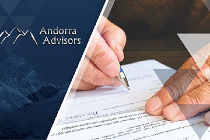 Ley de sucesiones y herencias en Andorra