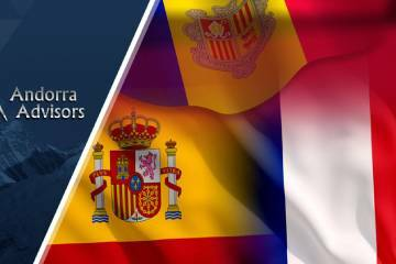 A quien pertenece Andorra